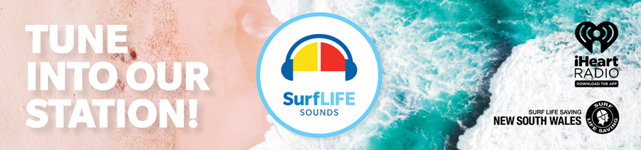 Tune Into SurfLIFE Sounds