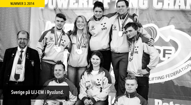 Nr 3 2014, Svensk Styrkelyft