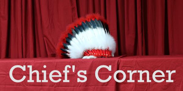 Chief's Corner
