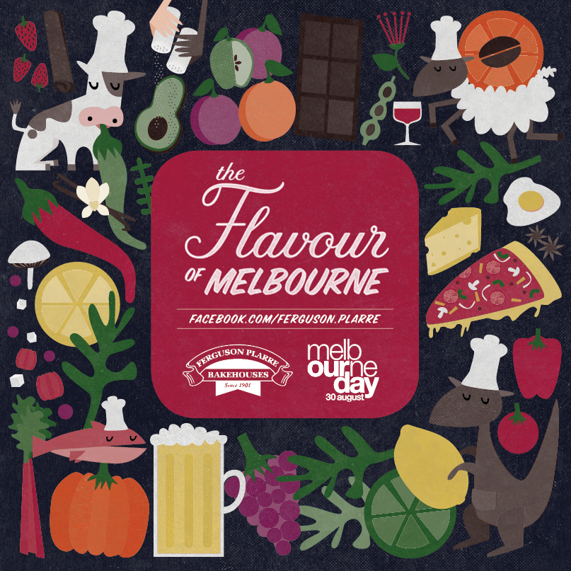 Ferguson Plarre Bakehouses' Flavour of Melbourne pie competition, enter now!