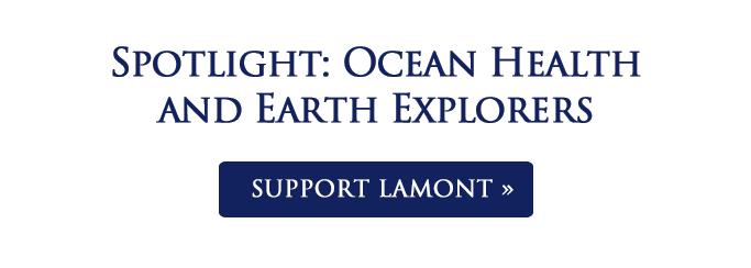 Spotlight: Ocean Health and Earth Explorers
