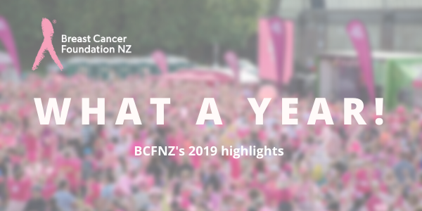 What a year! BCFNZ's 2019 highlights