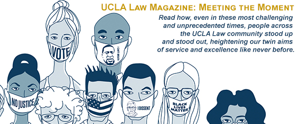 2020 UCLA Law Magazine