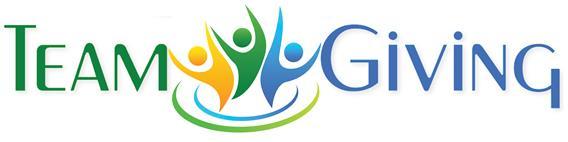 Team Giving logo