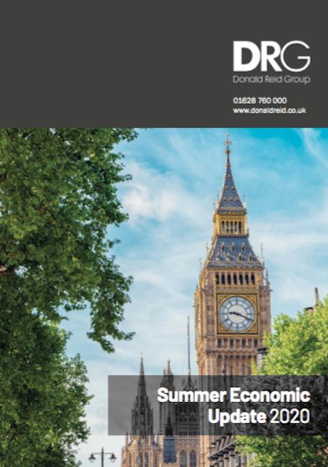 Summer Economic Update Highlights