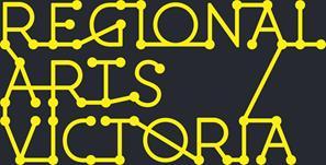 Regional Arts Victoria logo