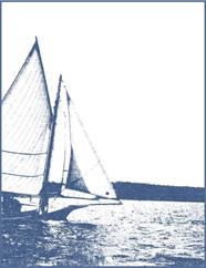 The FriendShip Logo picturing a sailboat in water