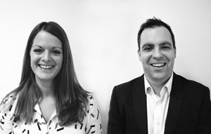 Laura Evans and Matt Haines promoted to Partner at CB Reid