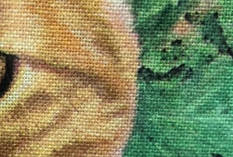 Challenging Fabric Challenge