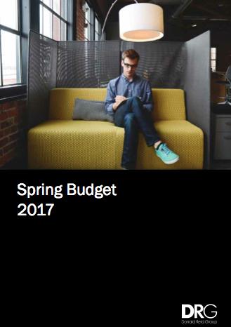 Spring Budget Summary