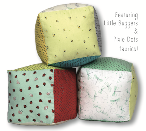 Baby Blocks Free Pattern