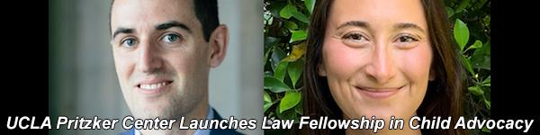 UCLA Pritzker Center Fellows
