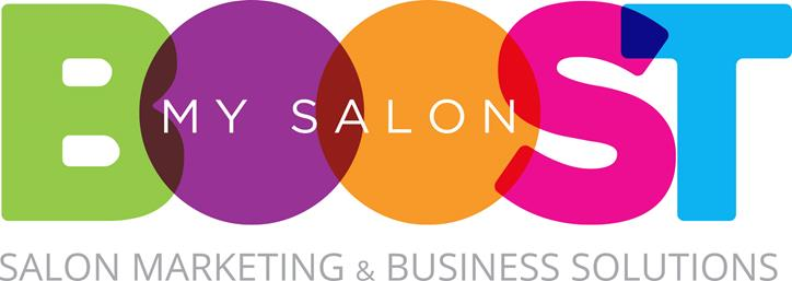 BOOSTmySALON logo