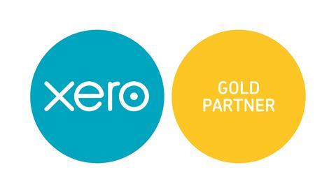 Xero Gold Partner Badge