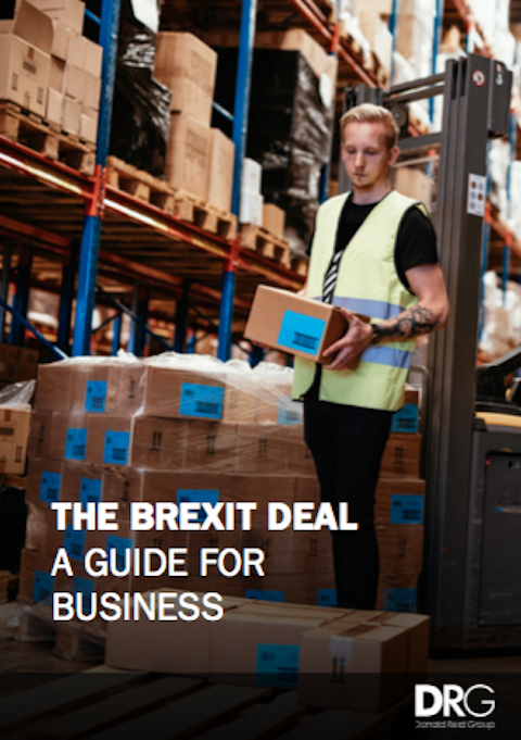 Questions about Brexit? Download our guide to find out more