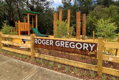 Roger Gregory Playground