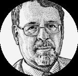 Portrait of Paul Page.