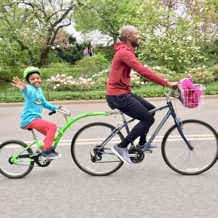 #bikeforchange