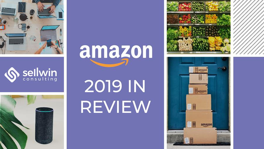 Amazon 2019 in Review