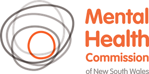 NSW Mental Health Commission logo