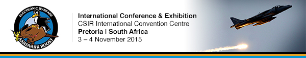 EW Africa 2015 | Conference & Exhibition | 3 – 4 November | Pretoria, South Africa