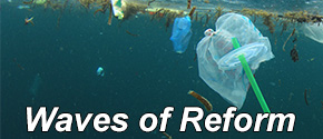 Curbing Plastic Pollution: Environmental Law Clinic Pitches Proposals to Congress