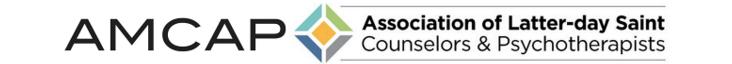 AMCAP-Association of Latter-day Saint Counselors & Psychotherapists