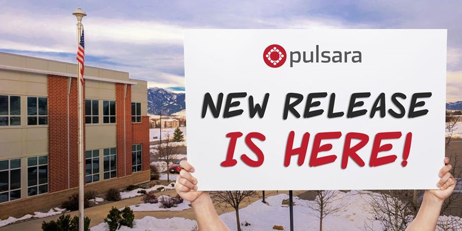 Pulsara New Release