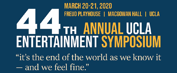 44th Annual Entertainment Symposium