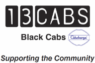 13CABS - proud sponsor of the 2015 Junior Lord Mayor Competition