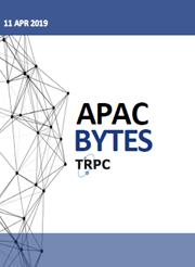APAC Bytes April 2019