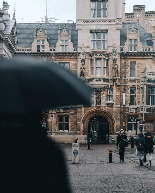 Cambridge - Unsplash image