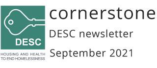 Cornerstone DESC newsletter September 2021