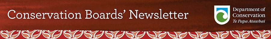 Conservation Boards' Newsletter logo