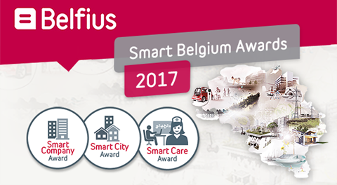 Belgius Smart Belgium Awards