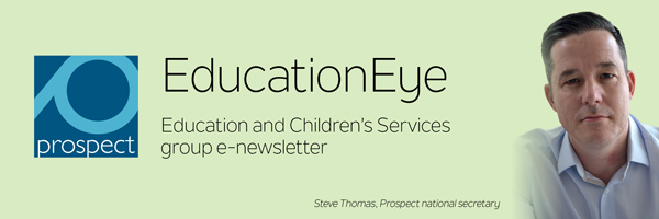 Education and Children's Services group e-newsletter