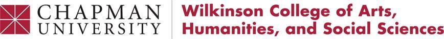 Wilkinson College Logo