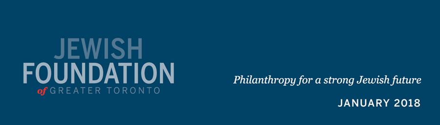 Jewish Foundation Toronto