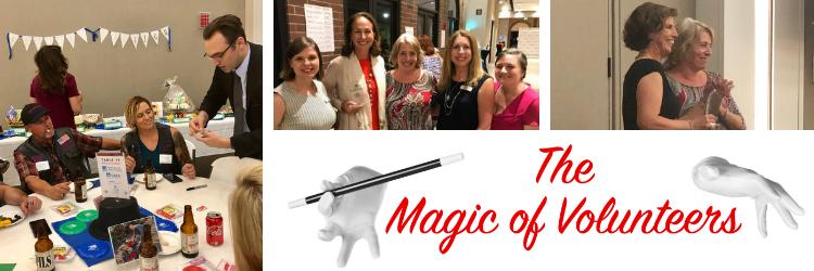 Magic of Volunteers photos