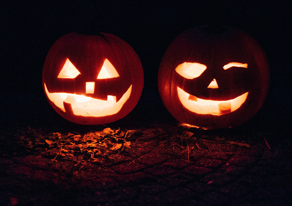 Halloween - unsplash image