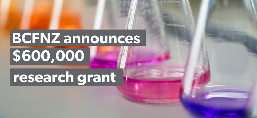 New $600k research grant announced