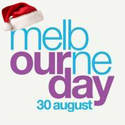 Celebrating Melbourne's birthday each 30 August