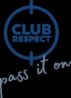 Club Respect - Pass it on