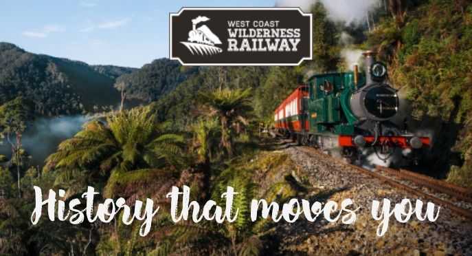 West Coast Wilderness Railway - History That Moves You