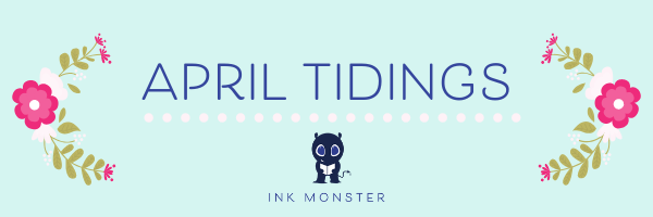 March Luck from Ink Monster!
