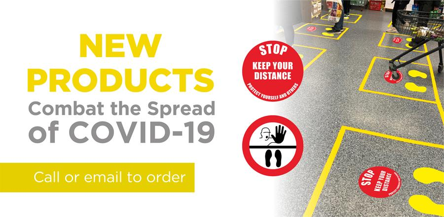 new covid-19 products