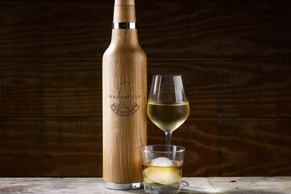 """A CHAT WITH THE INVENTOR OF THE OAK BOTTLE, """"THE WORLD'S FASTEST AGING VESSEL"""""""