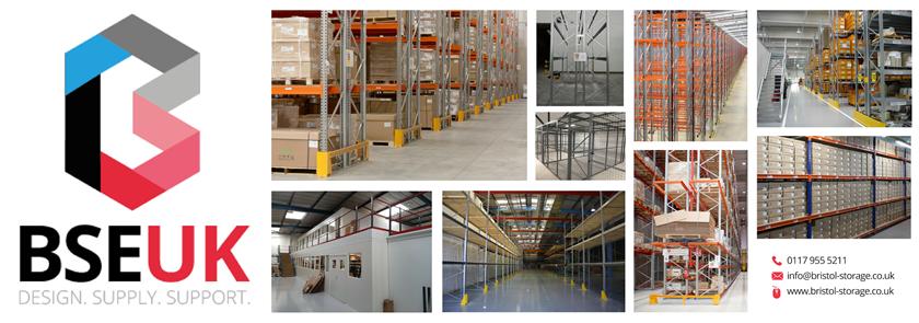 Bristol Storage - Warehouse Racking Suppliers