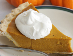 Picture of Gay Lea Pumpkin Pie