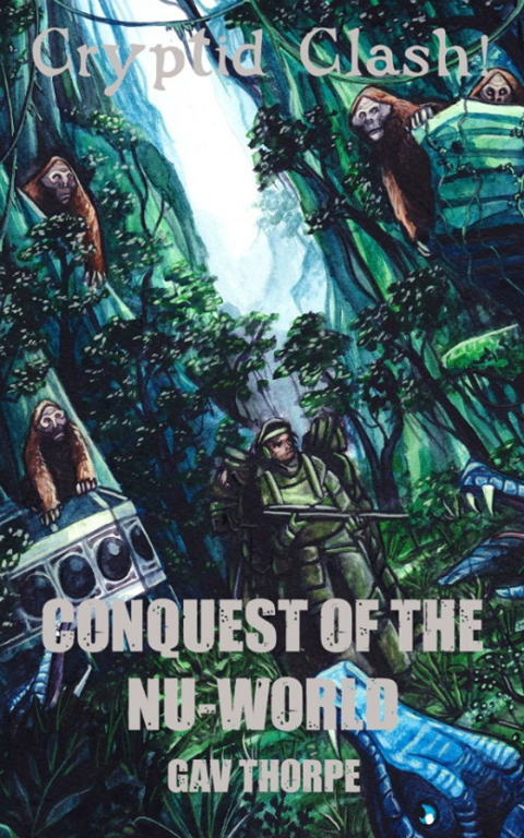 Cover of Conquest of the Nu World by Gav Thorpe